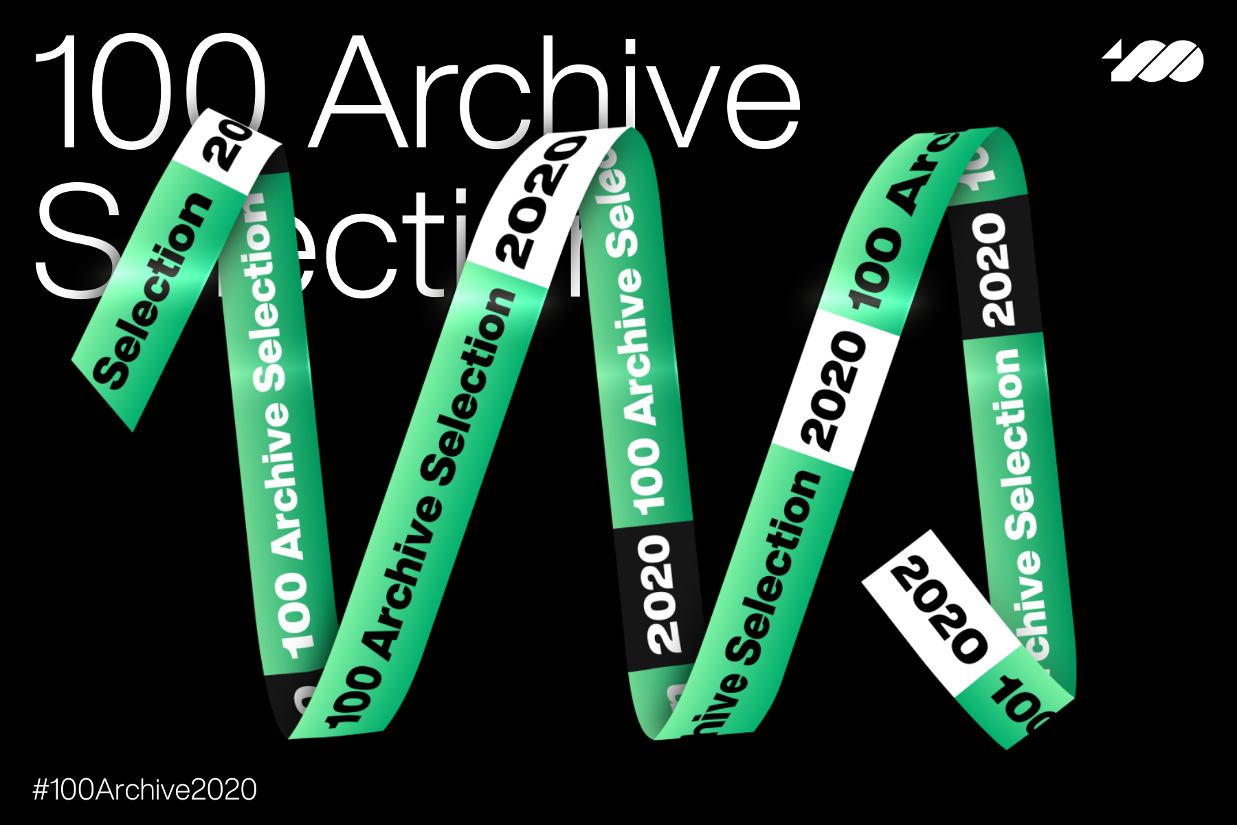 Cover image: The 2020 100 Archive Selection is here!
