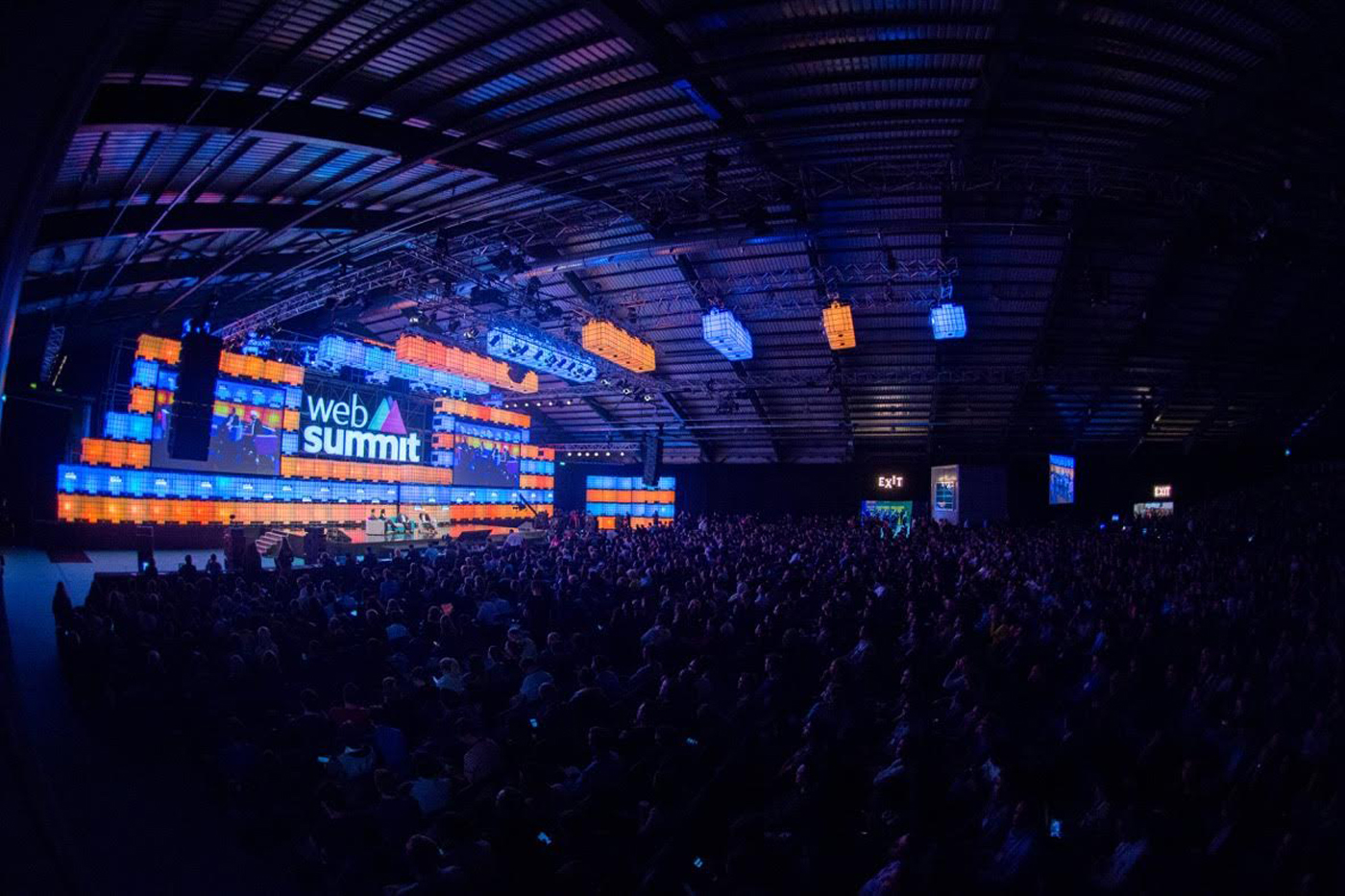 Cover image: Designing the Web Summit