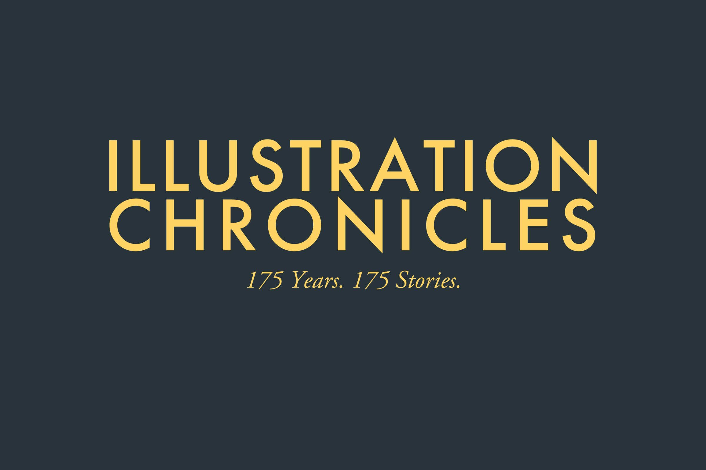 Cover image: Illustration Chronicles