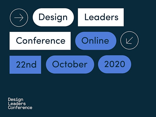 Cover image: Design Leaders Conference 2020