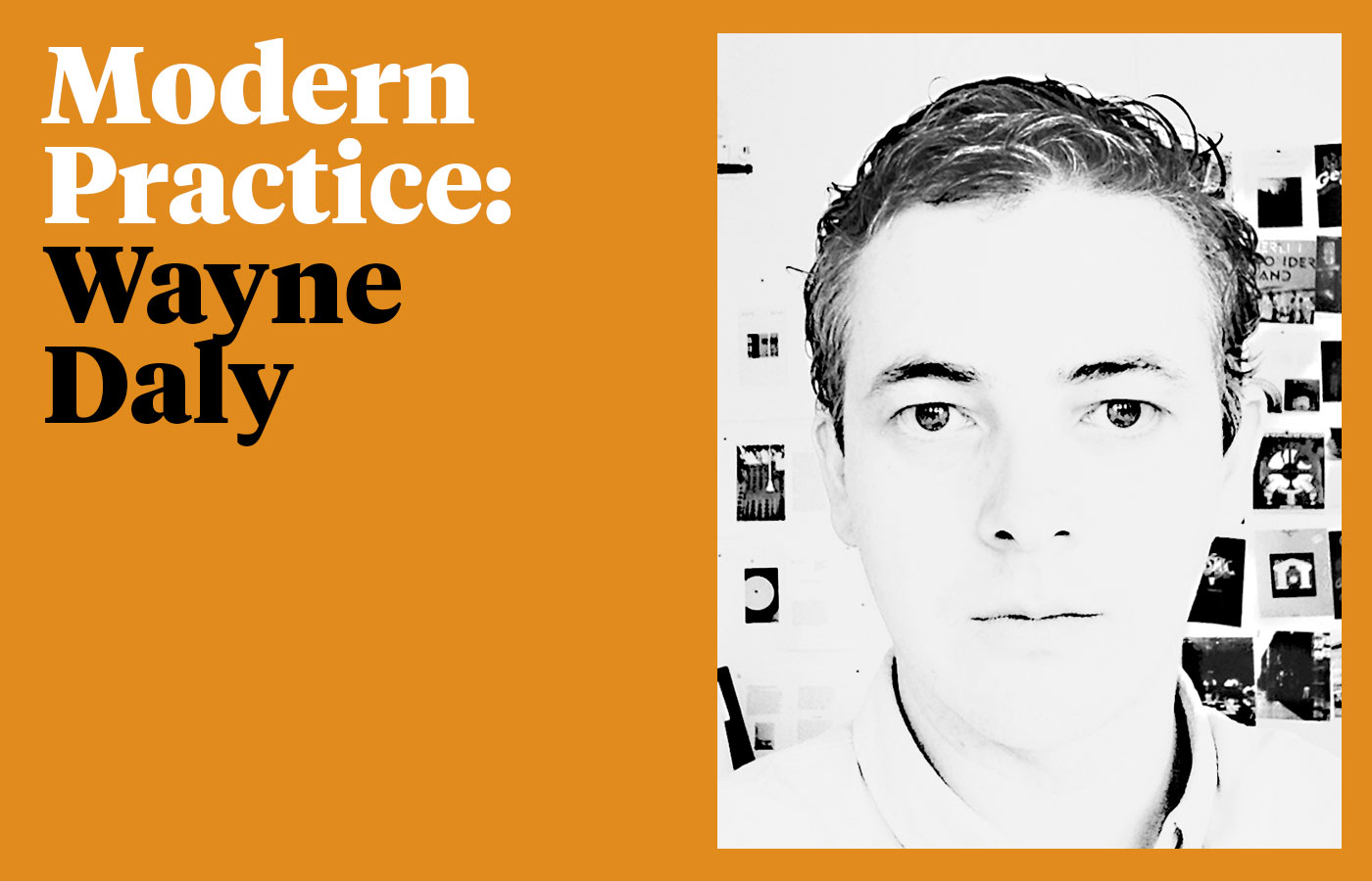 Cover image: Modern Practice: Wayne Daly