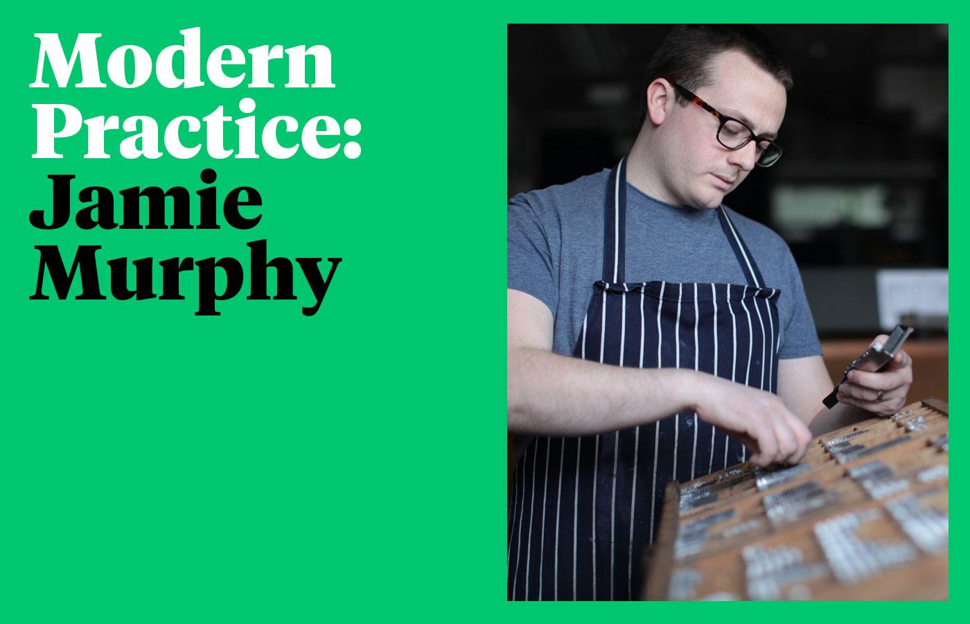 Cover image: Modern Practice - Jamie Murphy