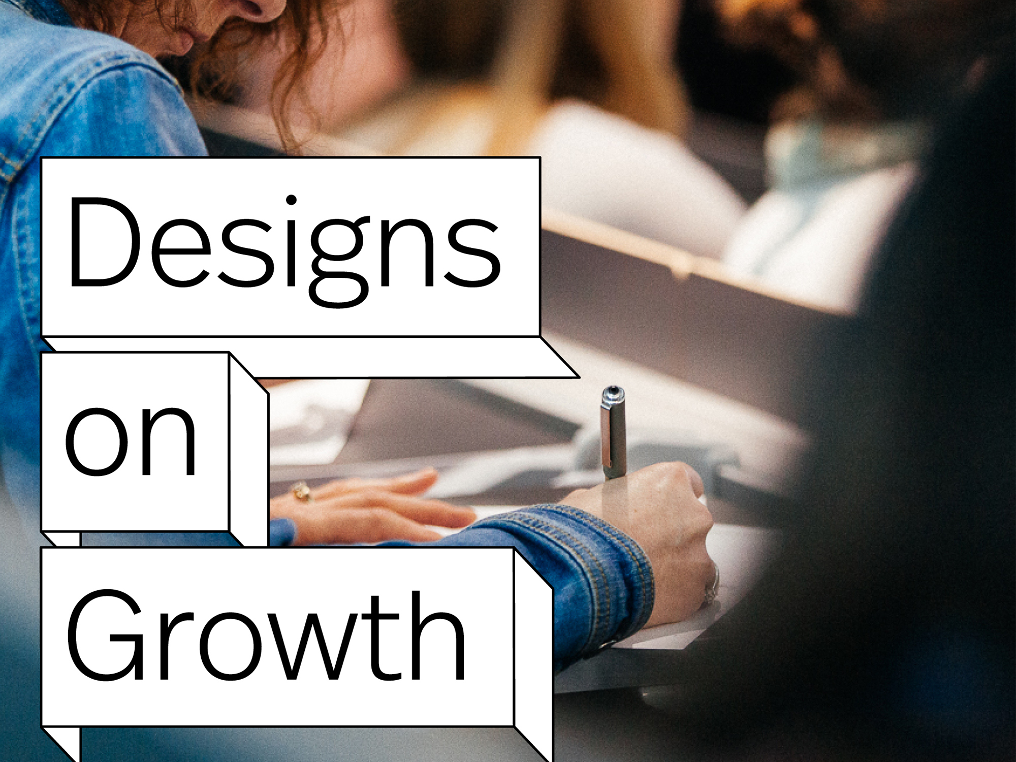 Cover image: Designs on Growth Programme