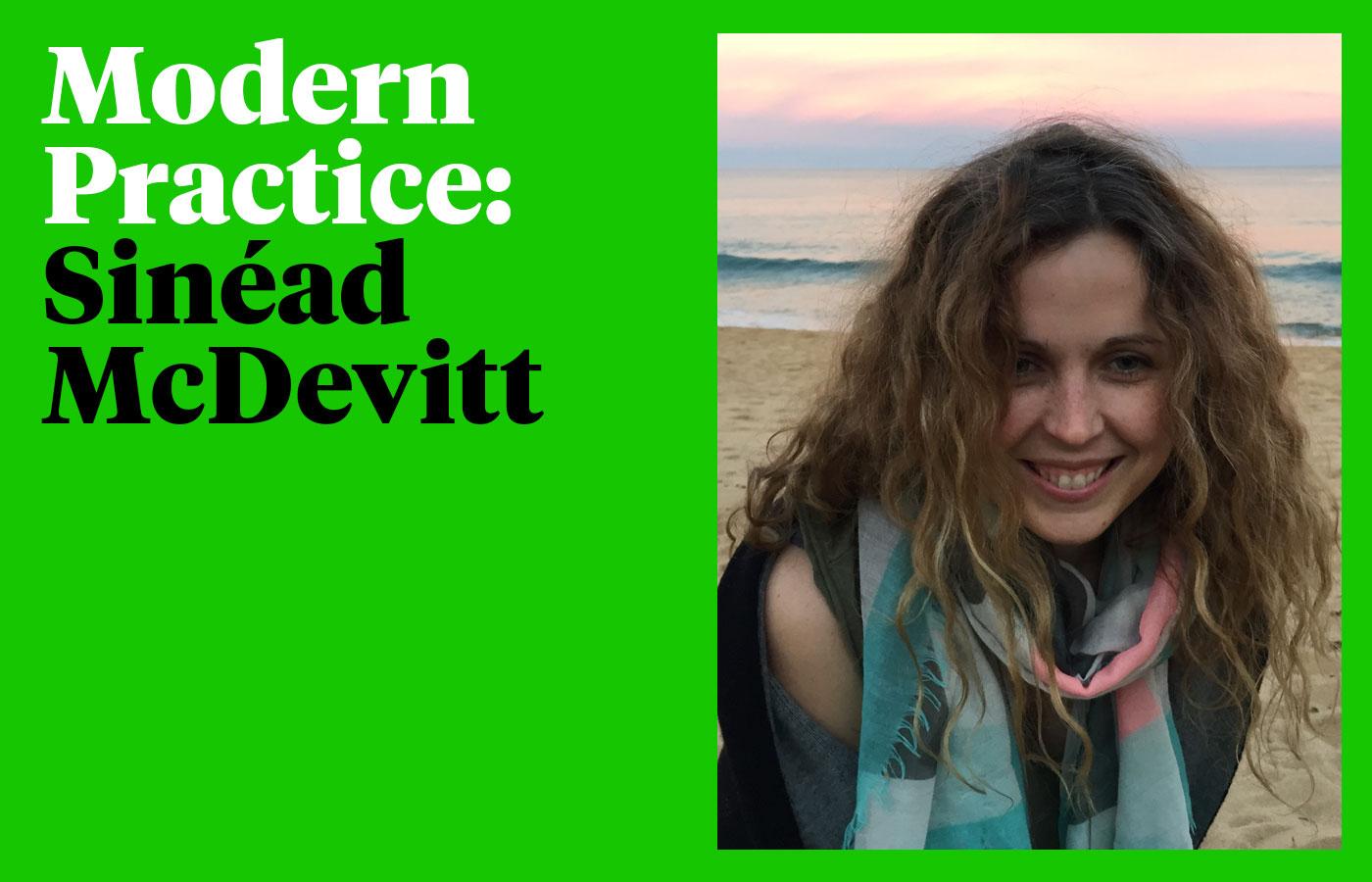 Cover image: Sinéad McDevitt