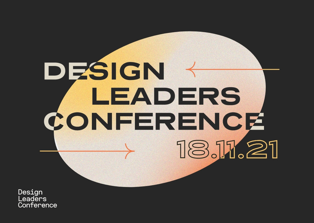 Cover image: Design Leaders Conference 2021
