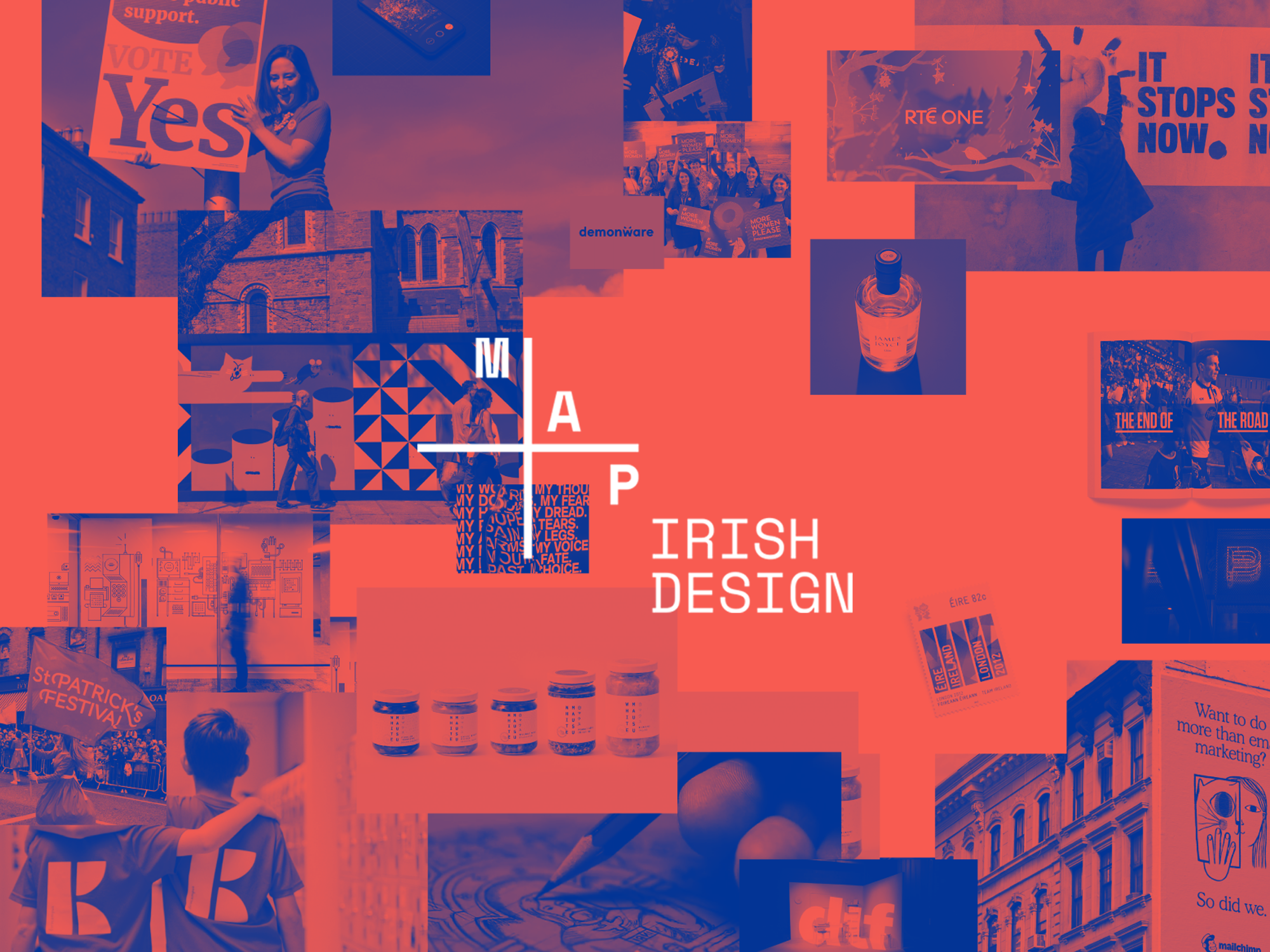 Cover image: Map Irish Design is live!