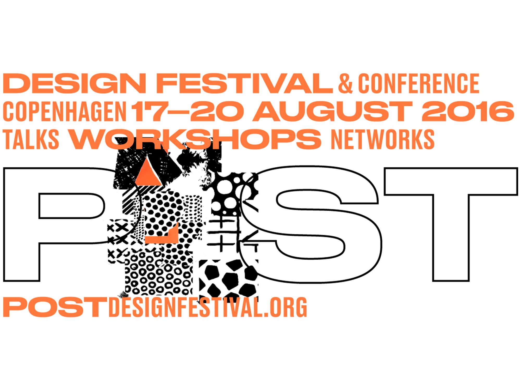 Cover image: POST Design Festival
