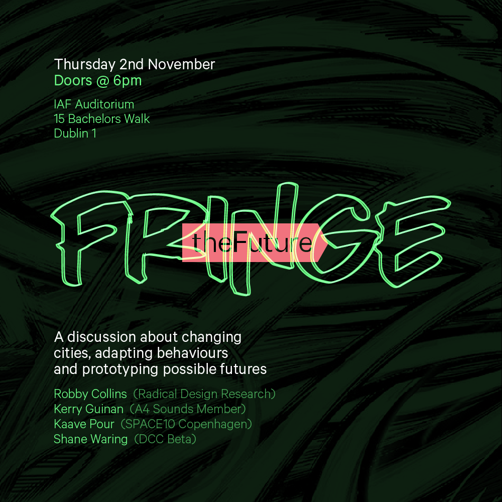 Cover image: The Future Fringe