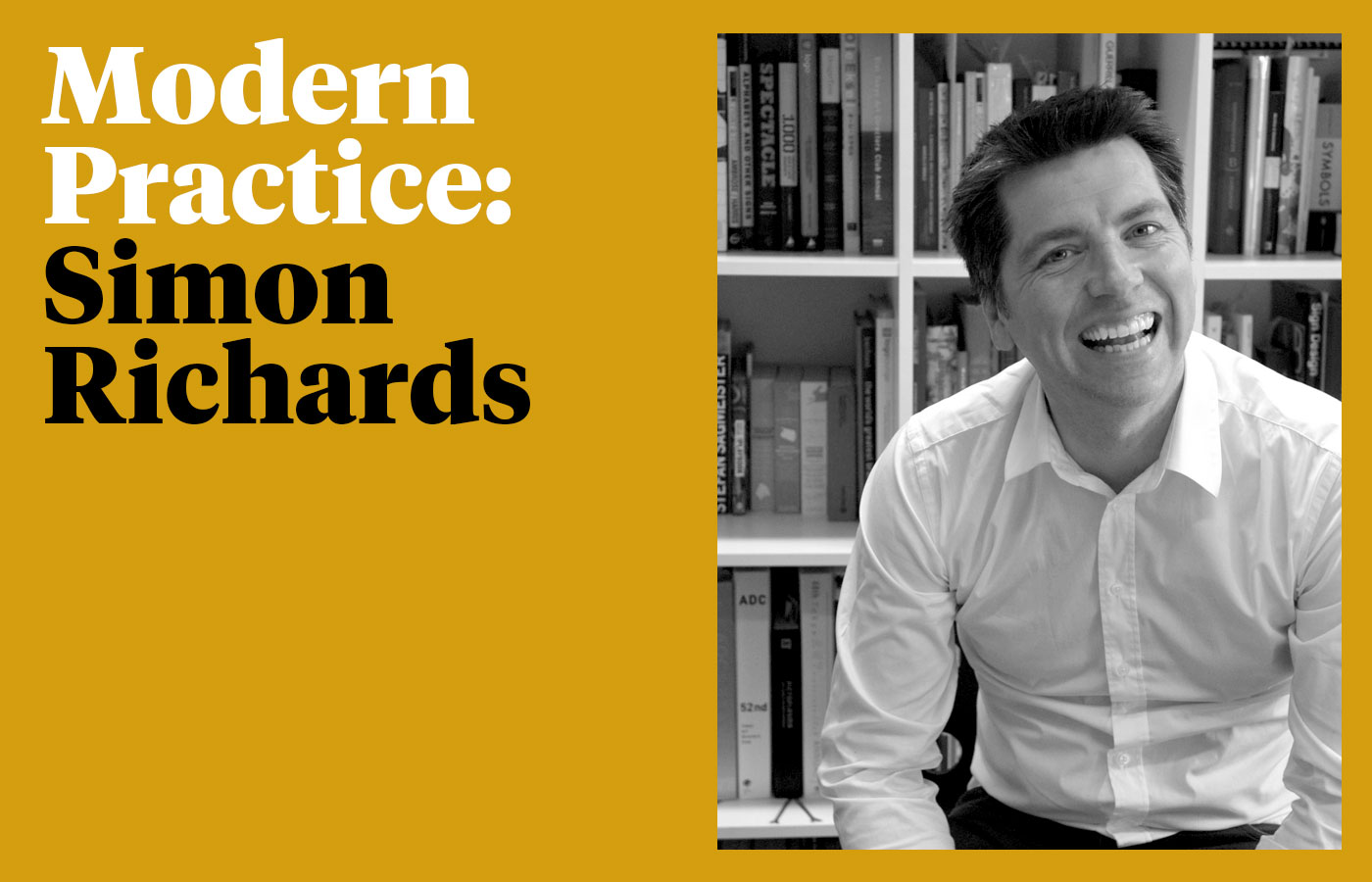 Cover image: Modern Practice - Simon Richards