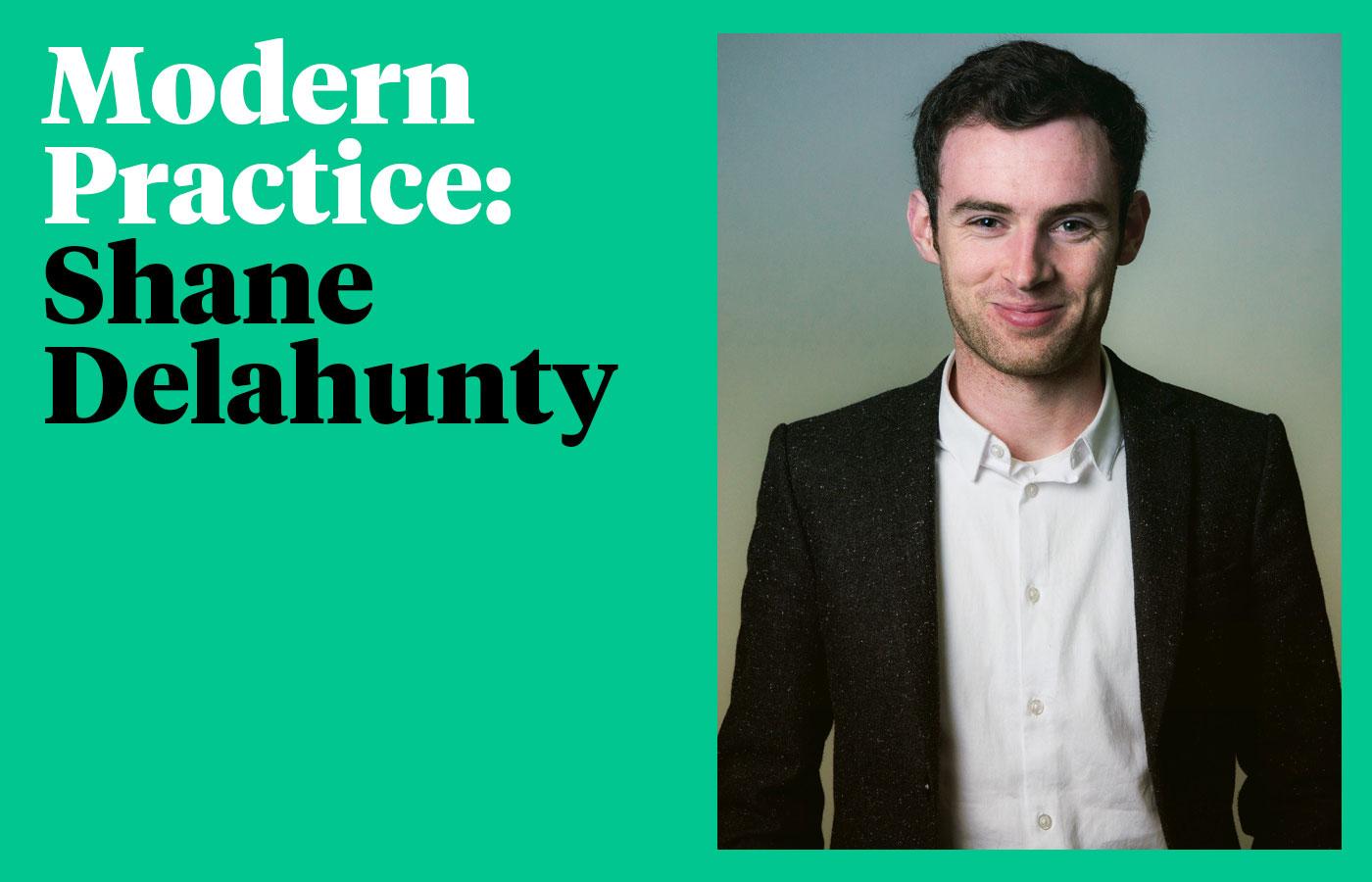 Cover image: Modern Practice - Shane Delahunty