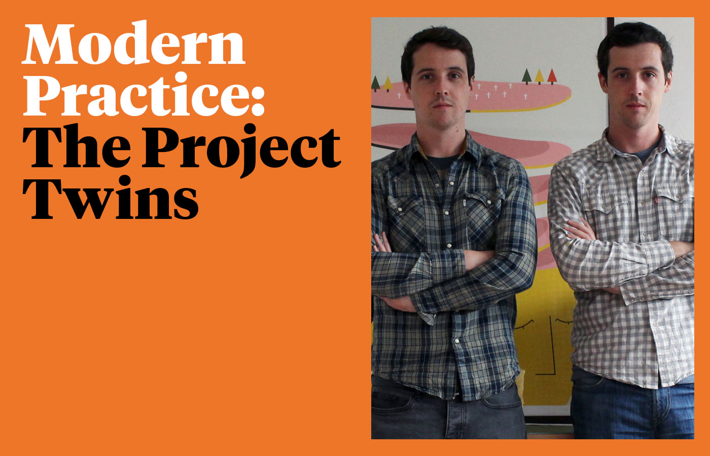 Cover image: Modern Practice - The Project Twins
