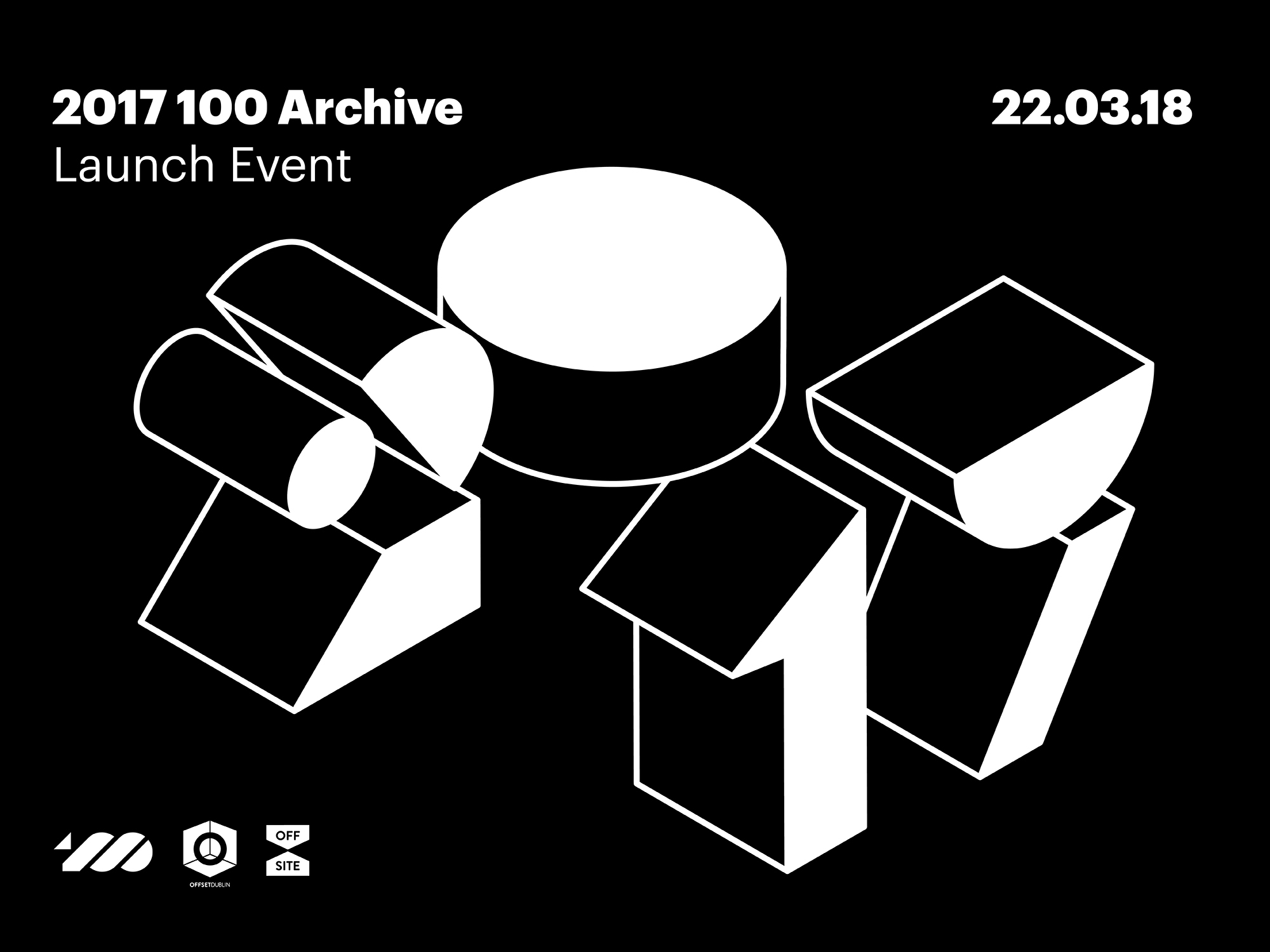 Cover image: 2017 100 Archive Launch