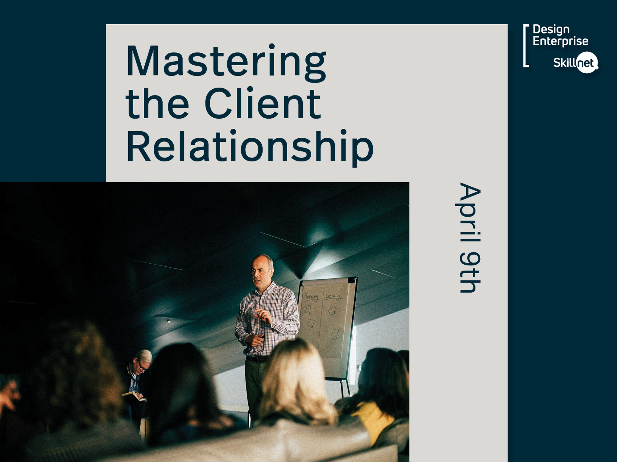 Cover image: Mastering The Client Relationship Workshop