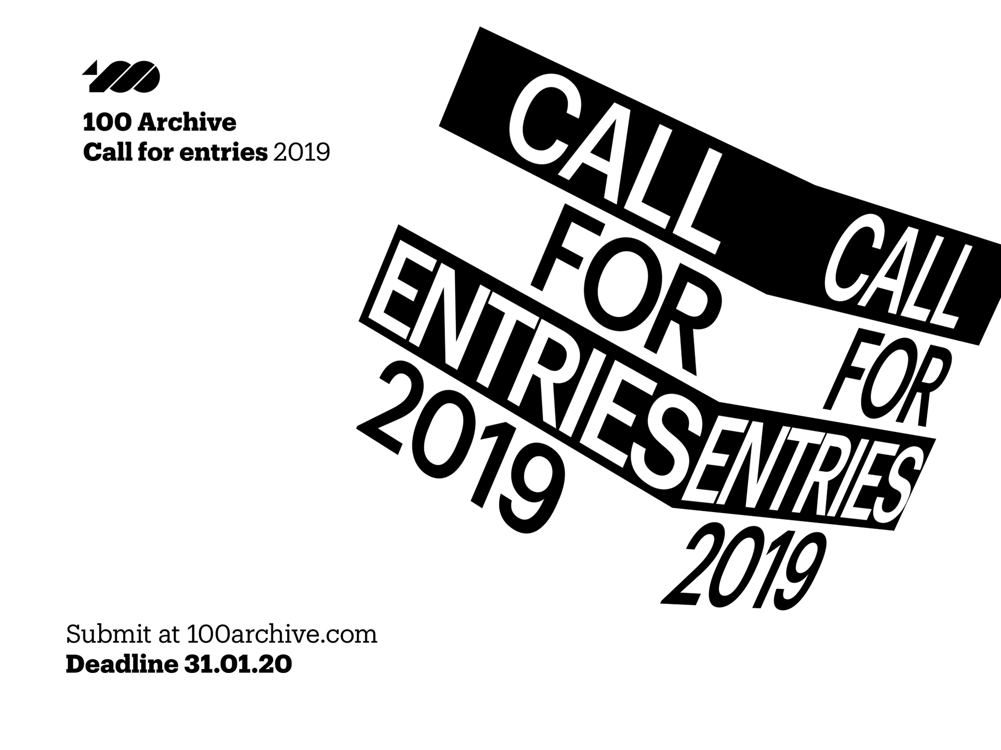Cover image: Call for Entries 2019