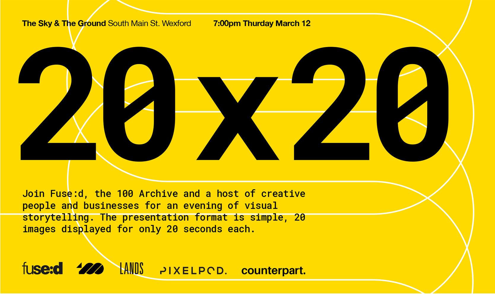 Cover image: Fuse:d 20 x 20 Design Event