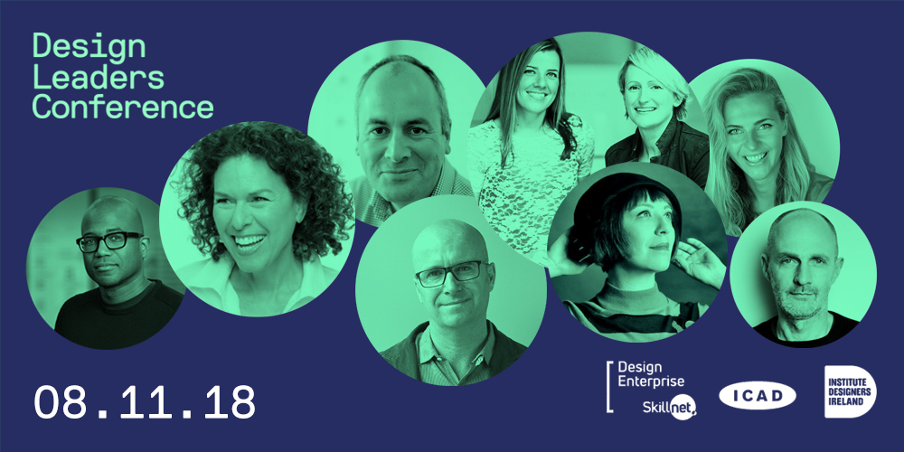 Cover image: Design Leaders Conference 2018