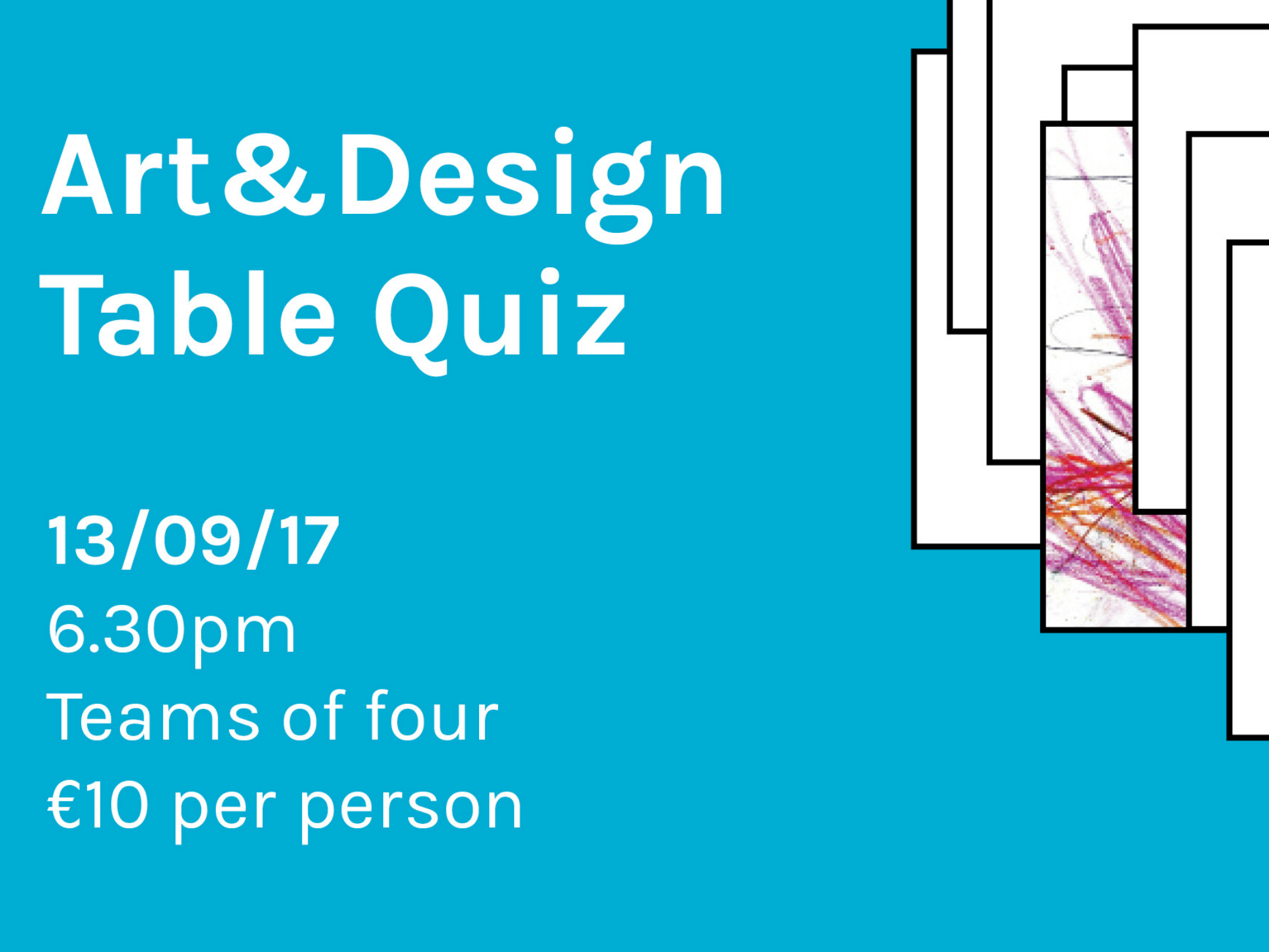 Cover image: Above the Fold Art & Design Table Quiz