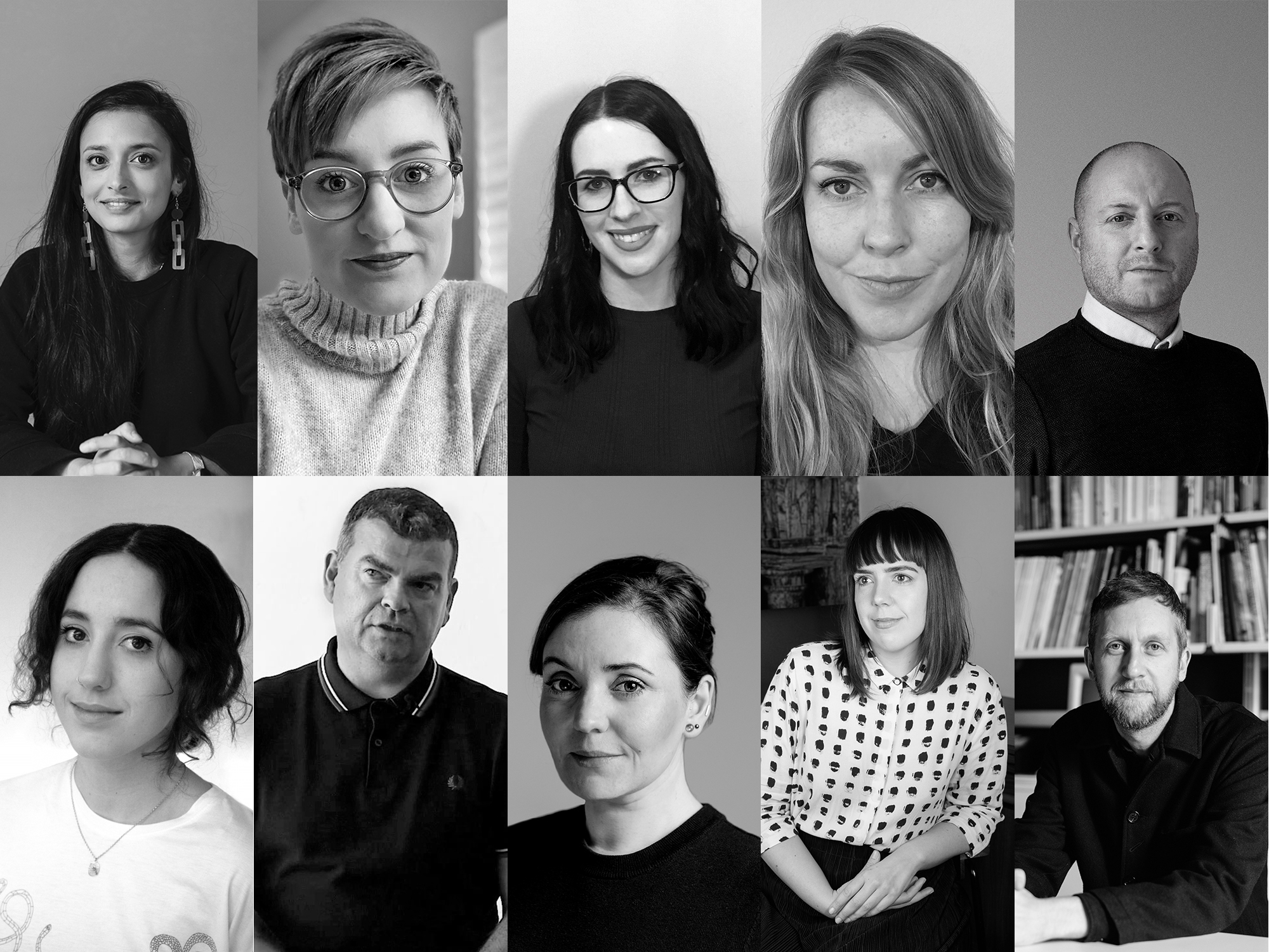 Cover image: 100 Archive's New Contributors