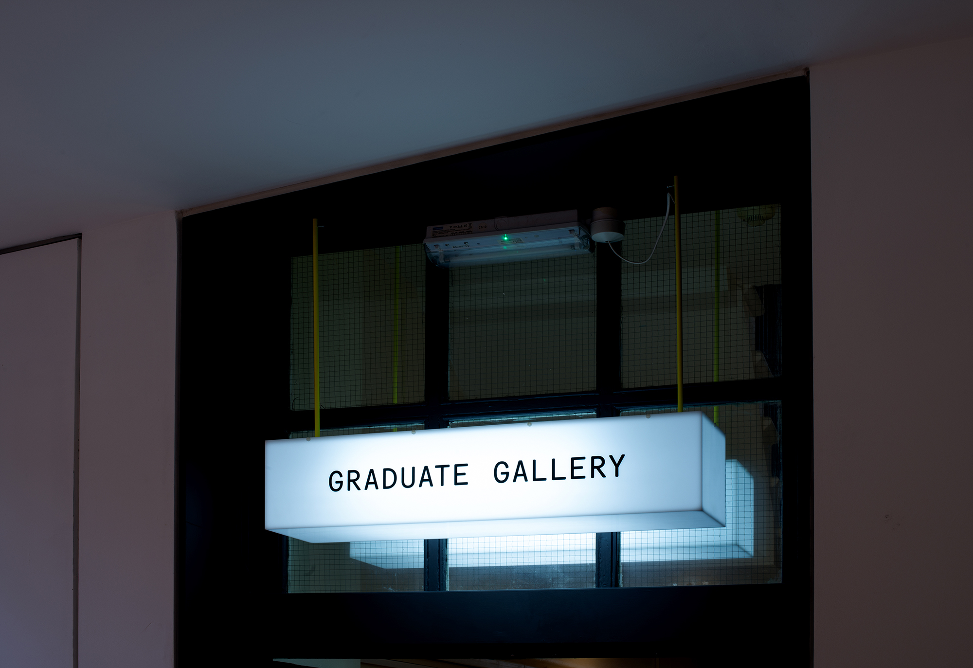 Cover image: Architectural Association signage (2013)