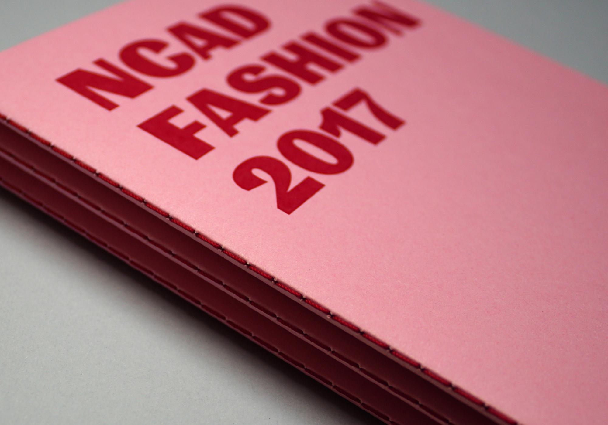 Cover image: NCAD Fashion 2017