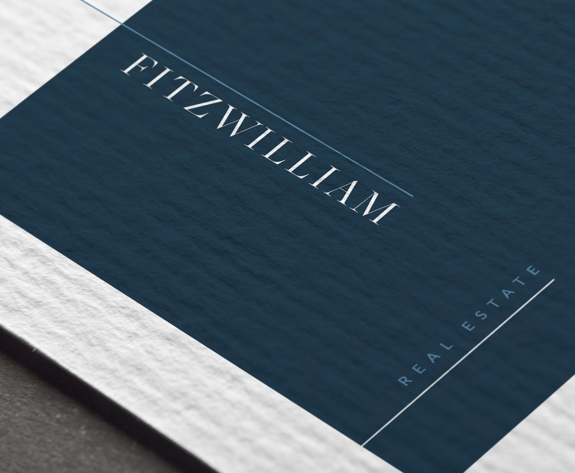 Cover image: Fitzwilliam Real Estate - Brand Refresh and Website Creation