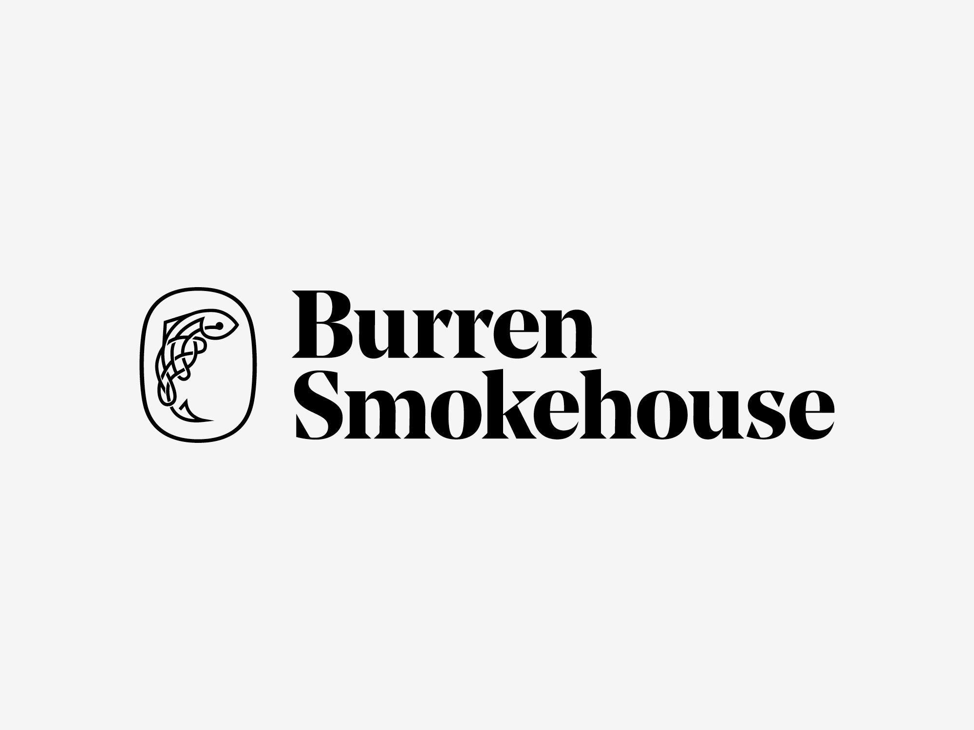 Cover image: Burren Smokehouse Rebrand