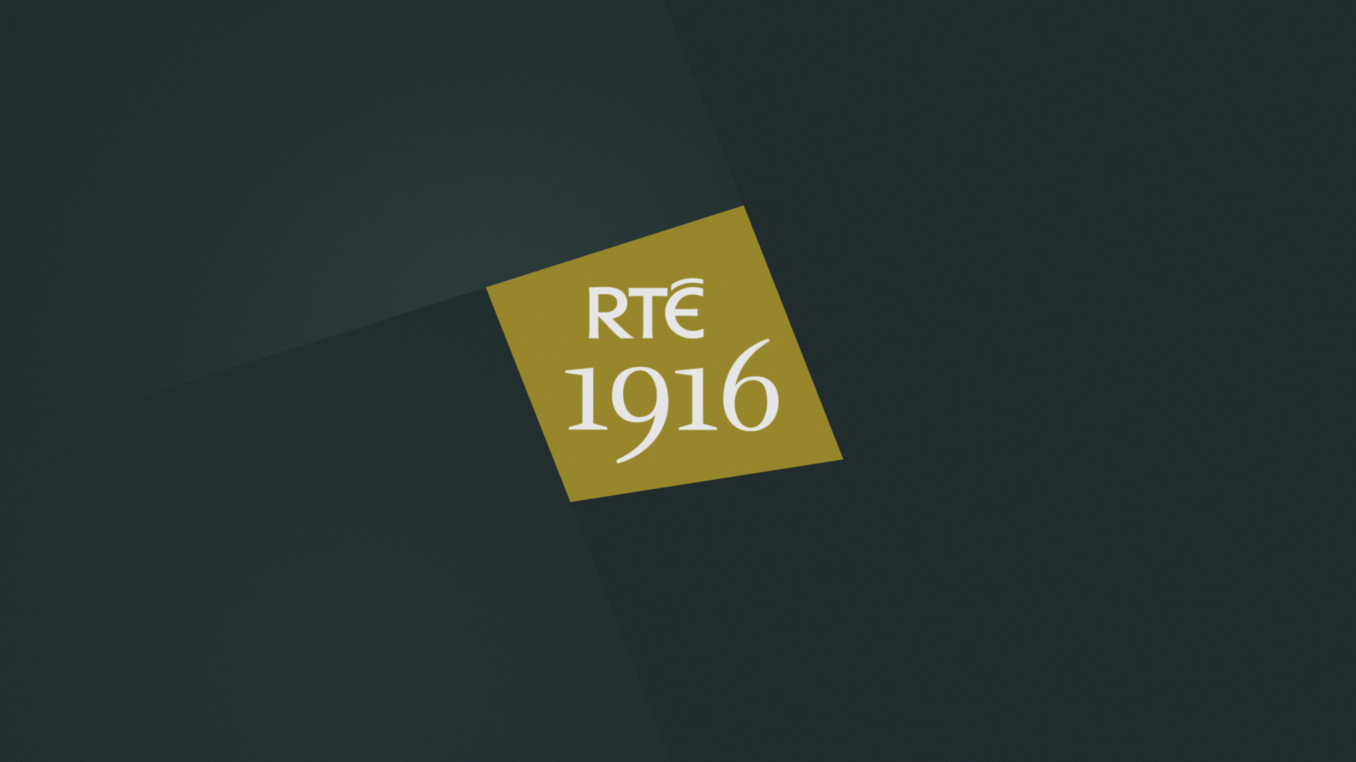 Cover image: RTÉ 1916