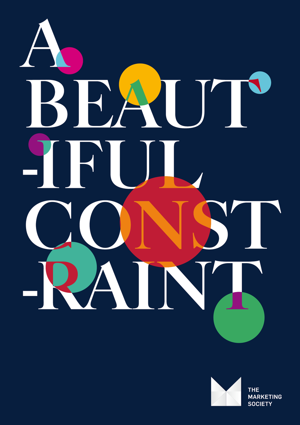 Cover image: A Beautiful Constraint (2015)