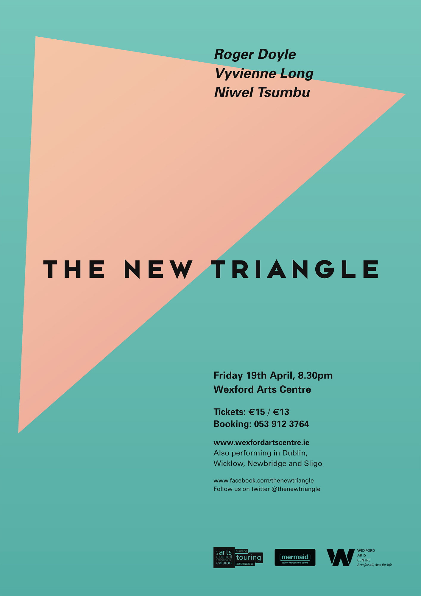 Cover image: The New Triangle