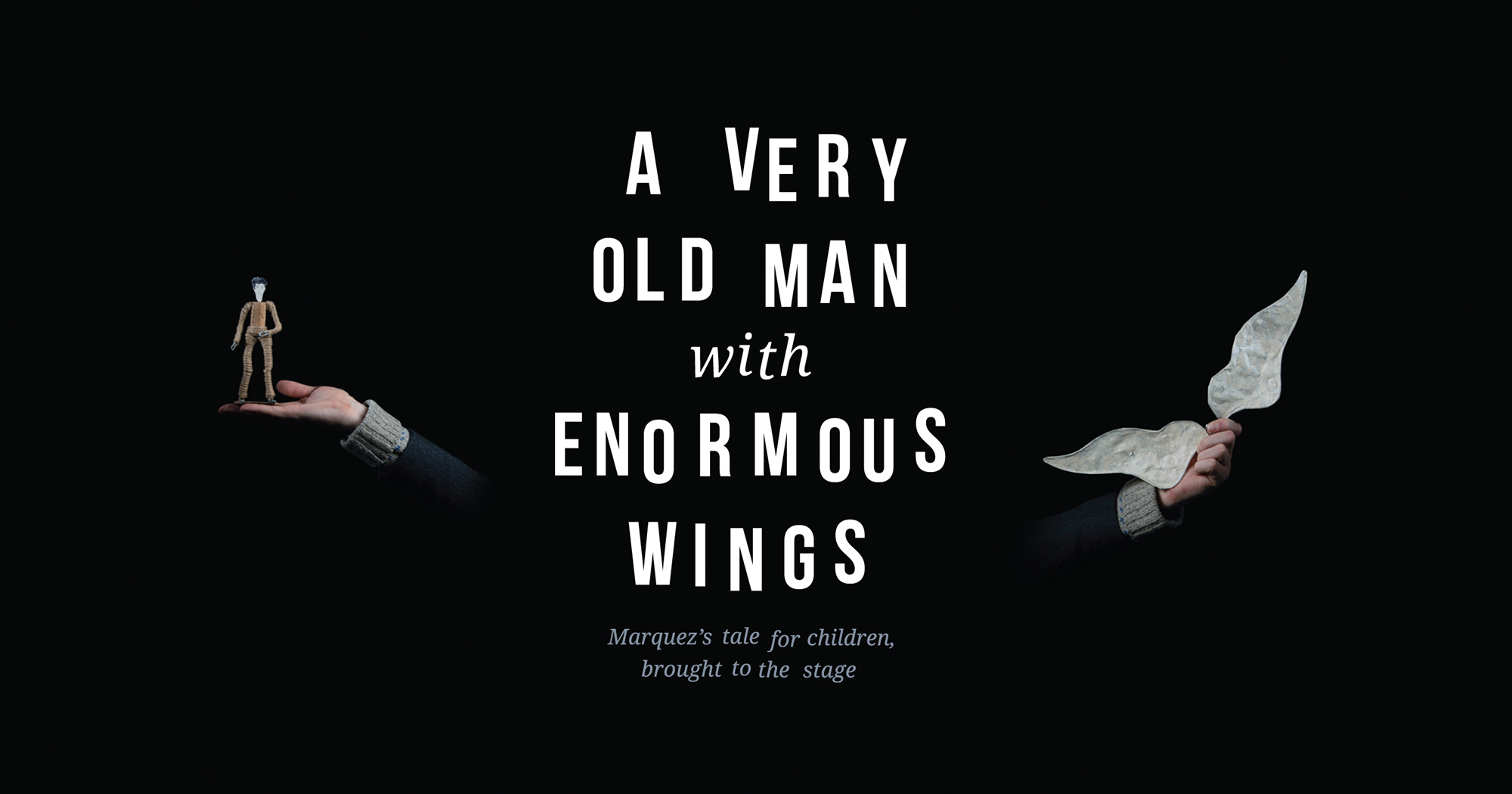 Cover image: A Very Old Man with Enormous Wings