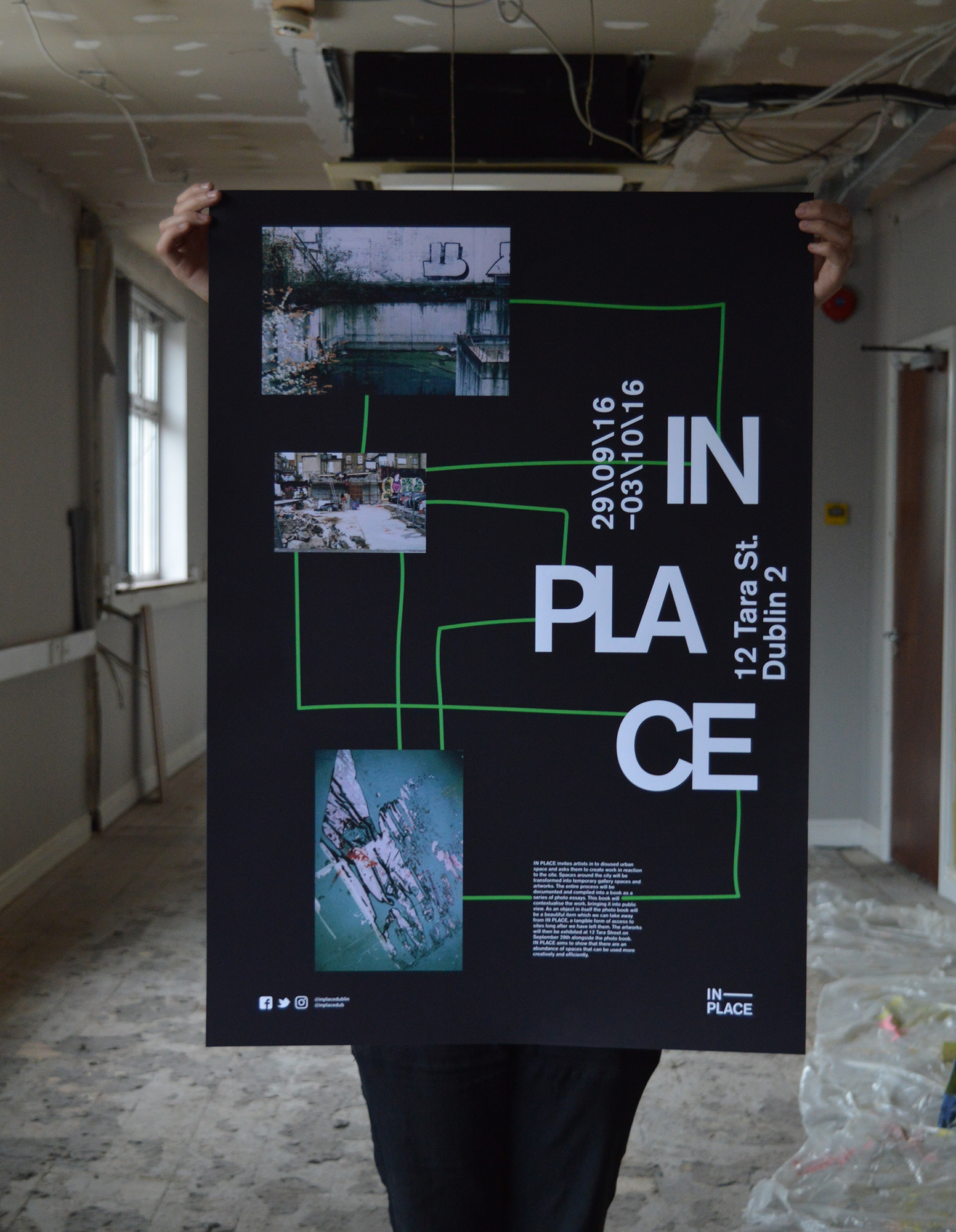 Cover image: IN PLACE