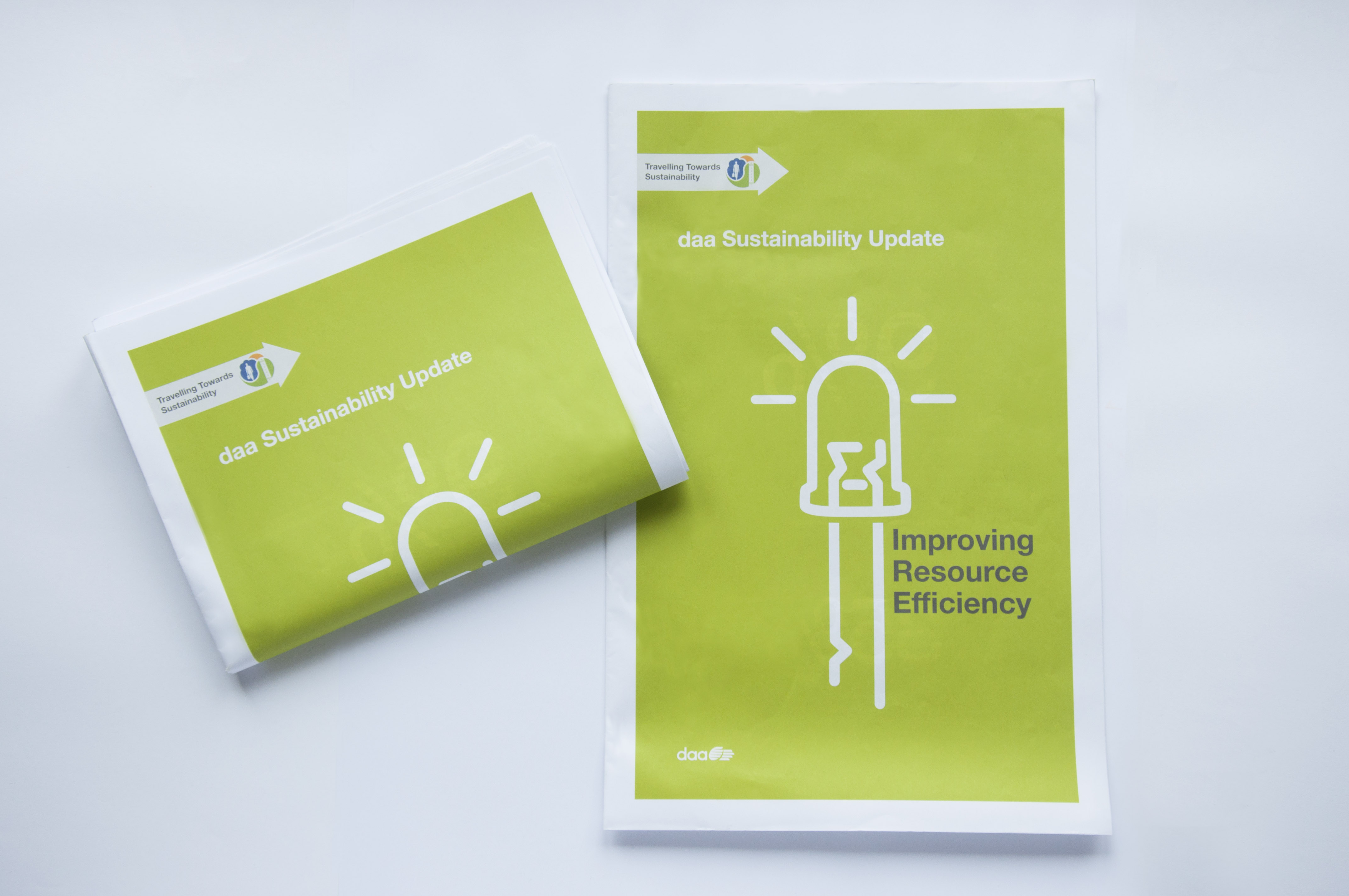 Cover image: daa Sustainability Update 2015
