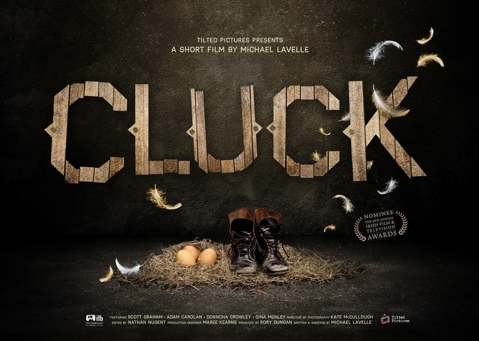 Cover image: Cluck