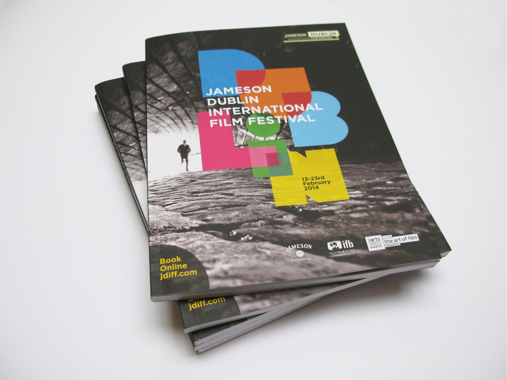 Cover image: Jameson Dublin International Film Festival 2014
