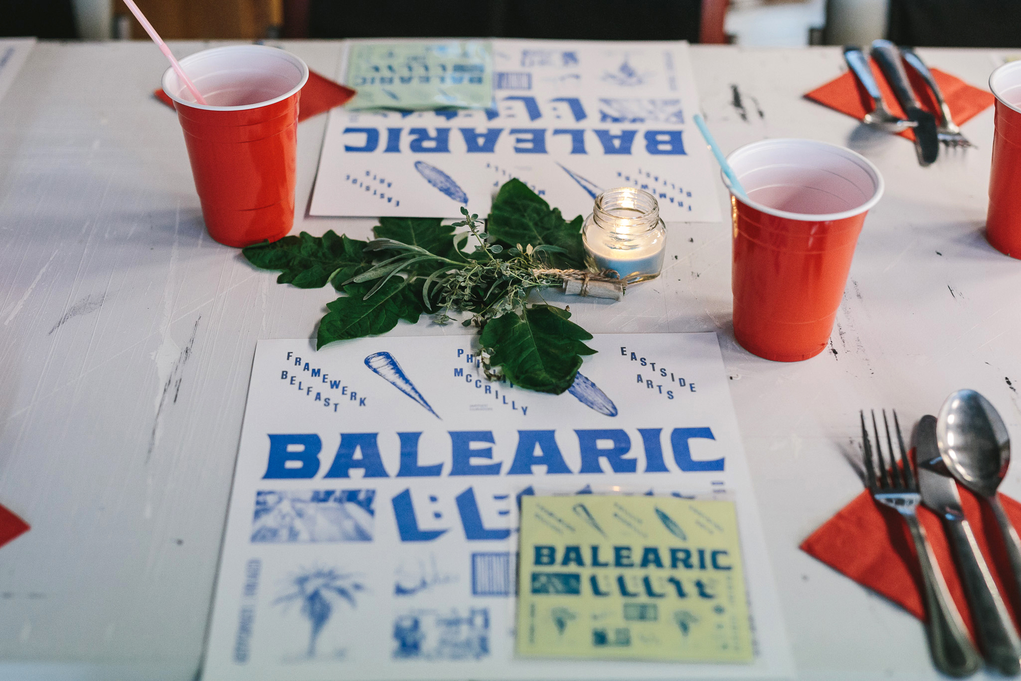 Cover image: Balearic Beets
