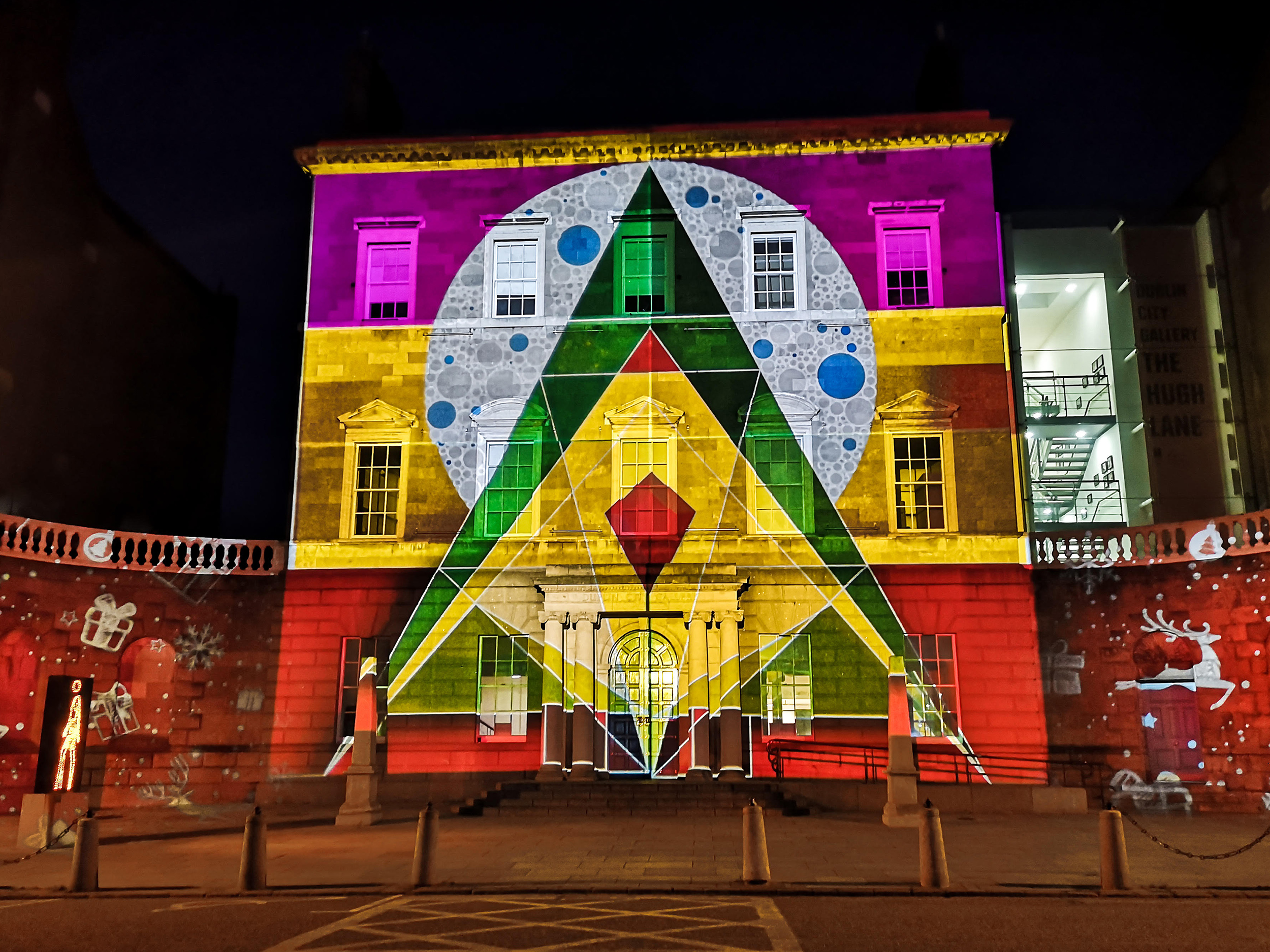 Cover image: DCC Winter Lights Festival 2019