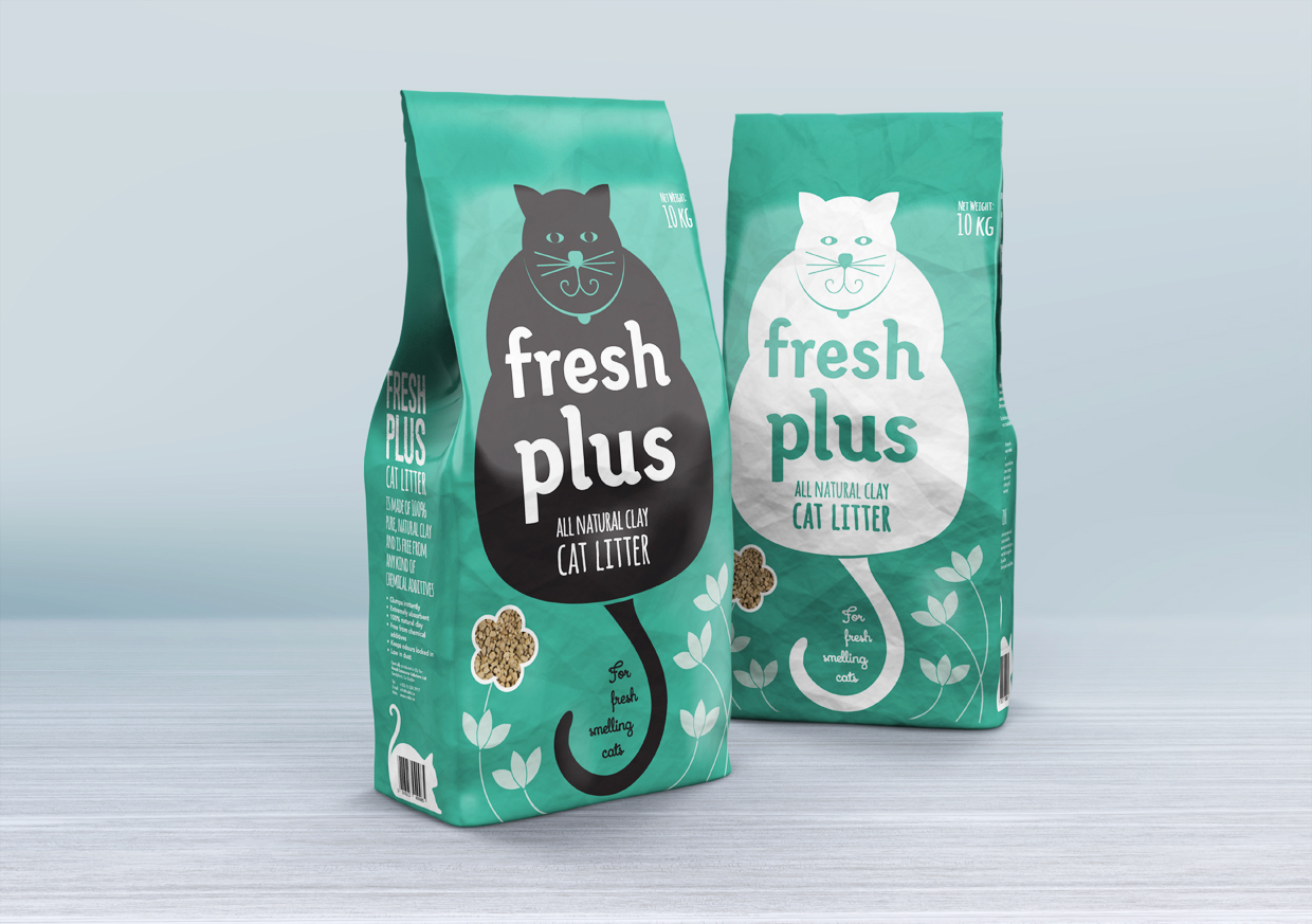 Cover image: Fresh Plus Packaging