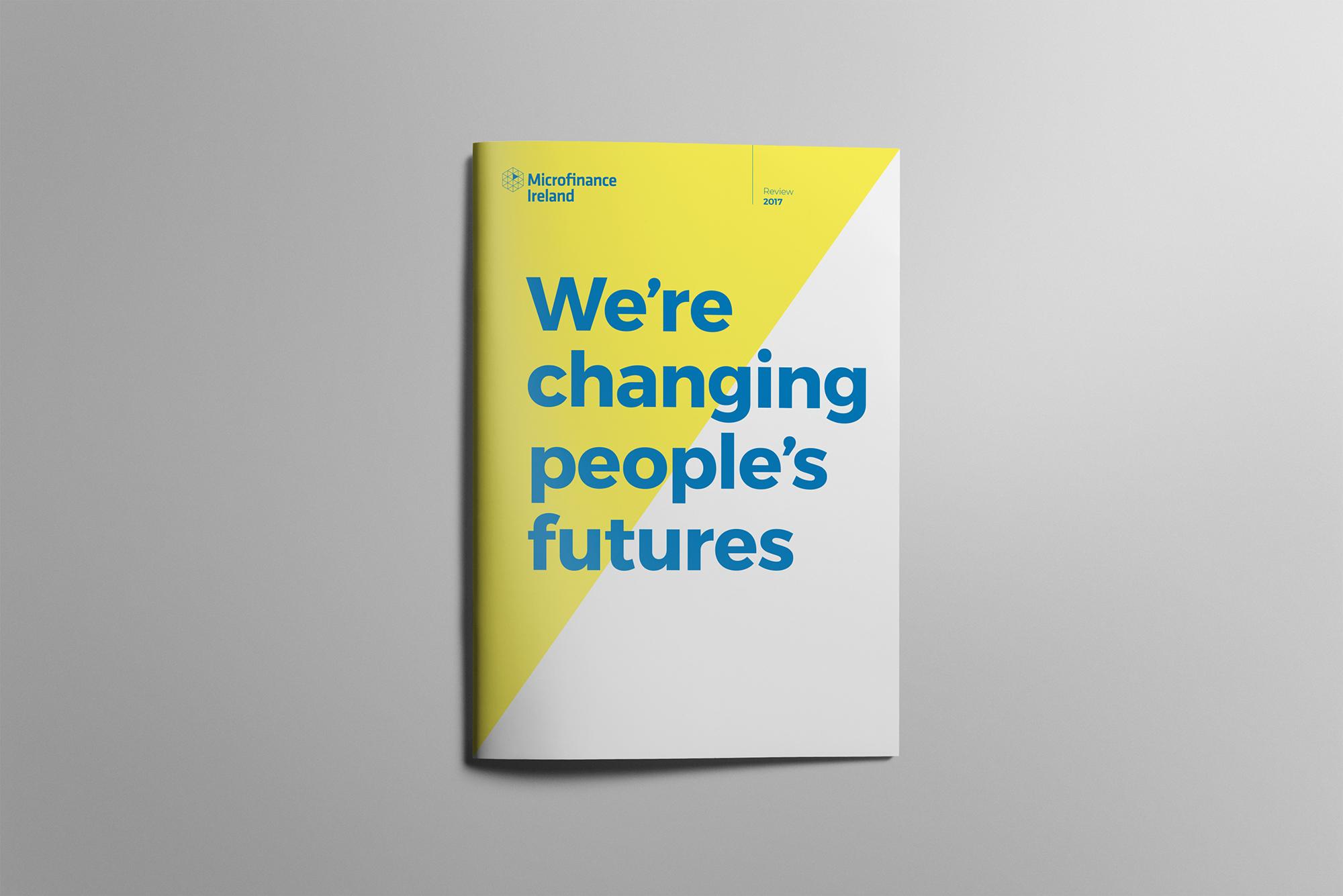 Cover image: Microfinance Ireland Brand Refresh