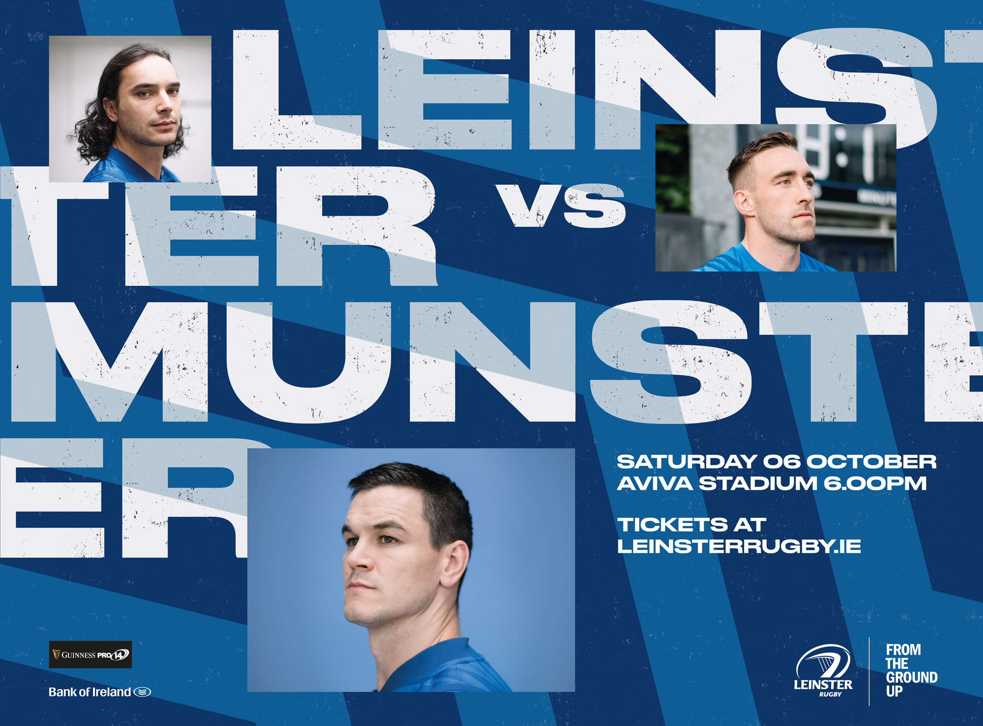 Cover image: Leinster Rugby 2018/19