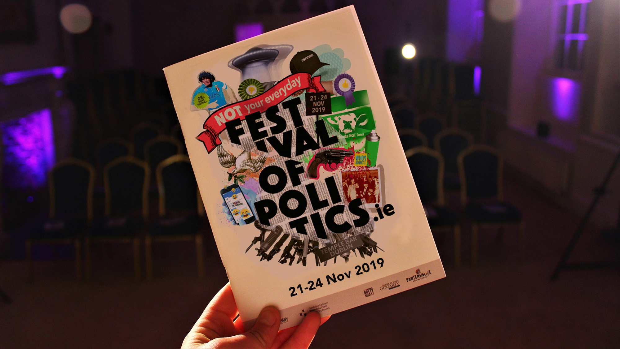 Cover image: Festival of Politics