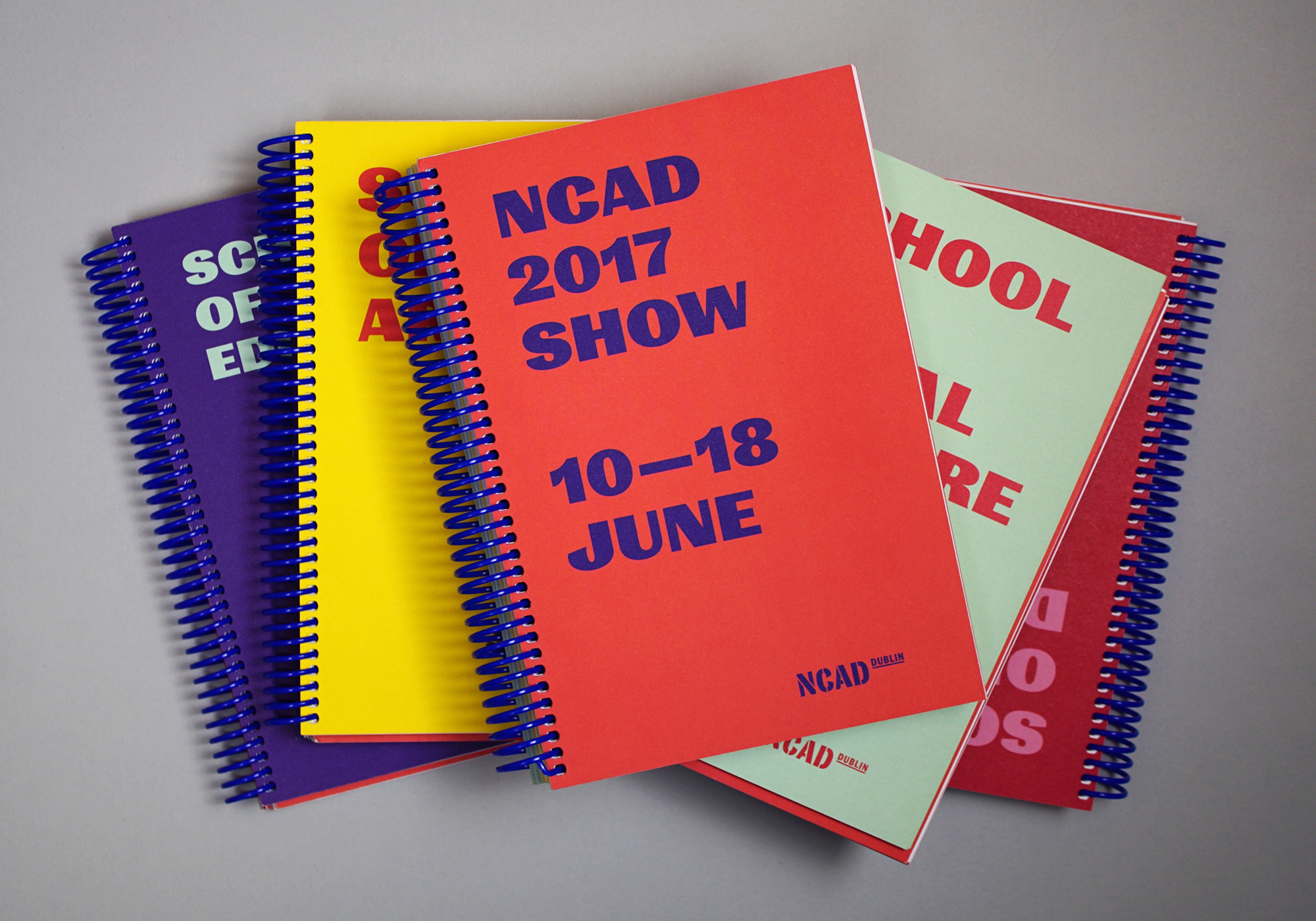 Cover image: NCAD 2017 Show