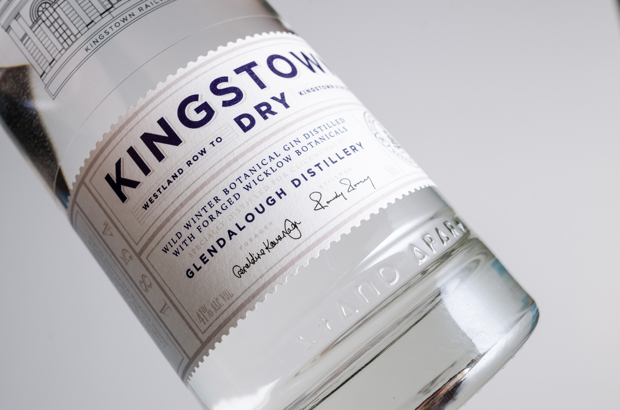 Cover image: Kingstown Dry Gin