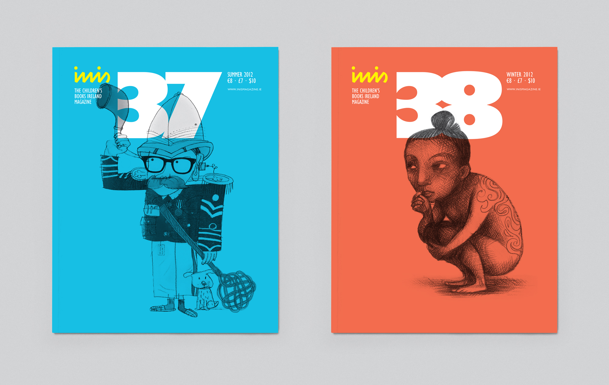 Cover image: Inis Magazine –Issues 37/38 (2012)