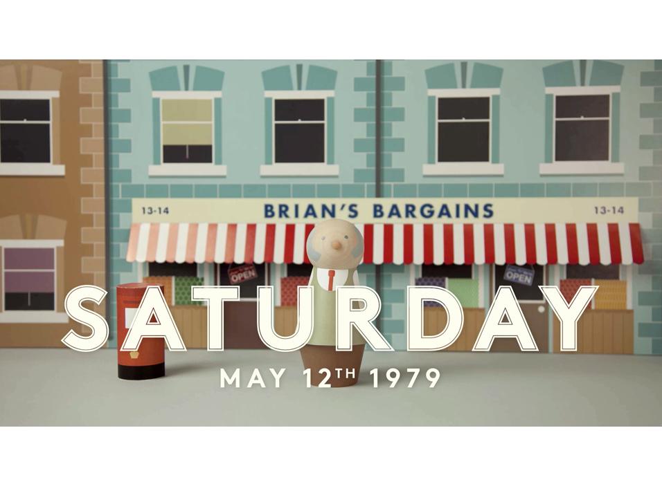 Cover image: Saturday May 12th 1979