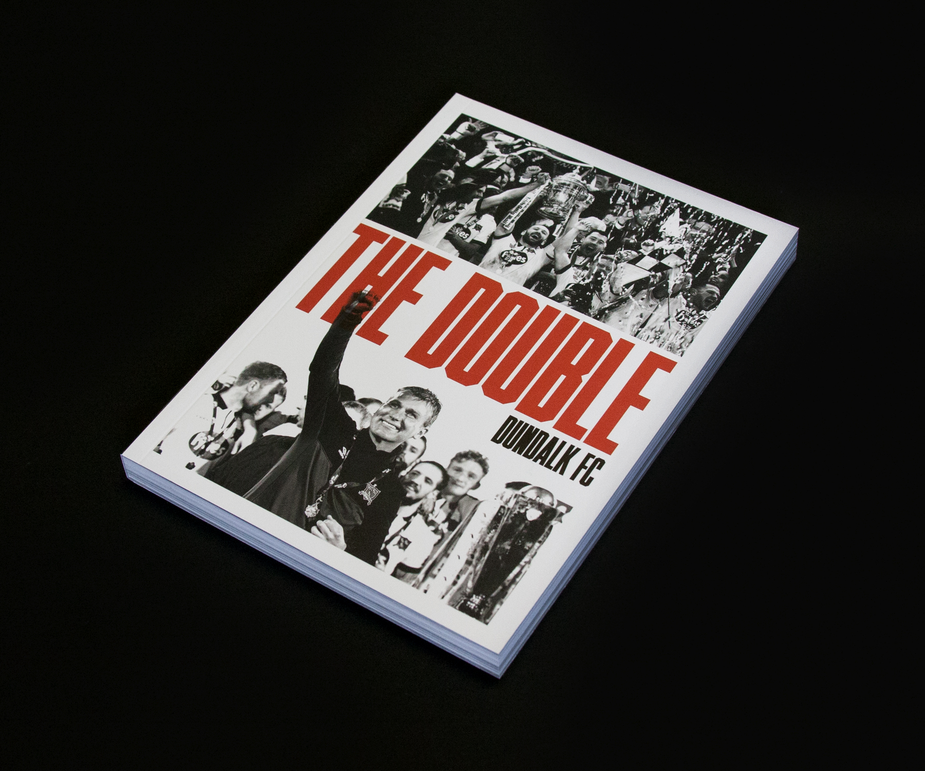 Cover image: Dundalk FC | The Double (2015)