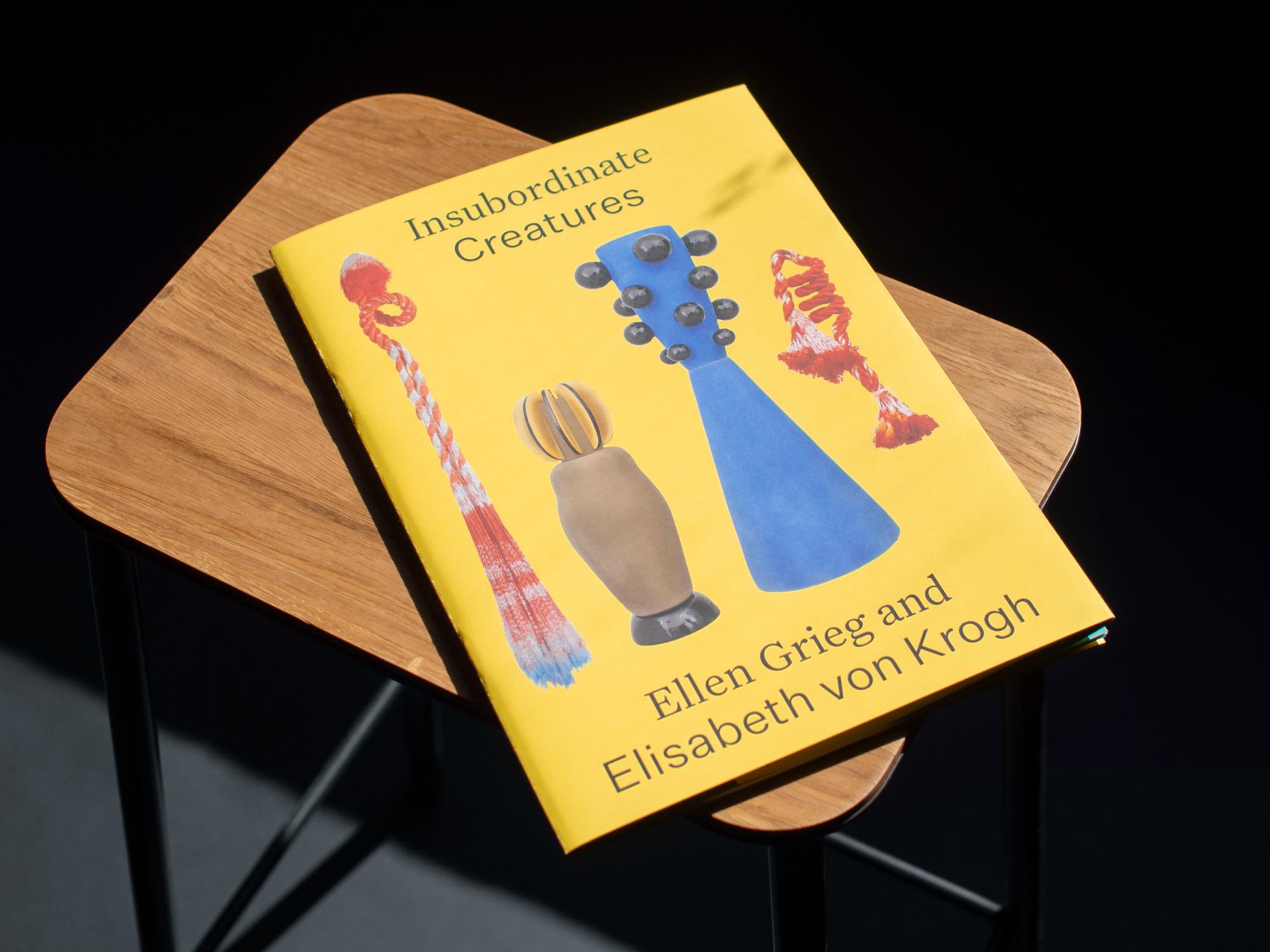 Cover image: Insubordinate Creatures, Catalogue