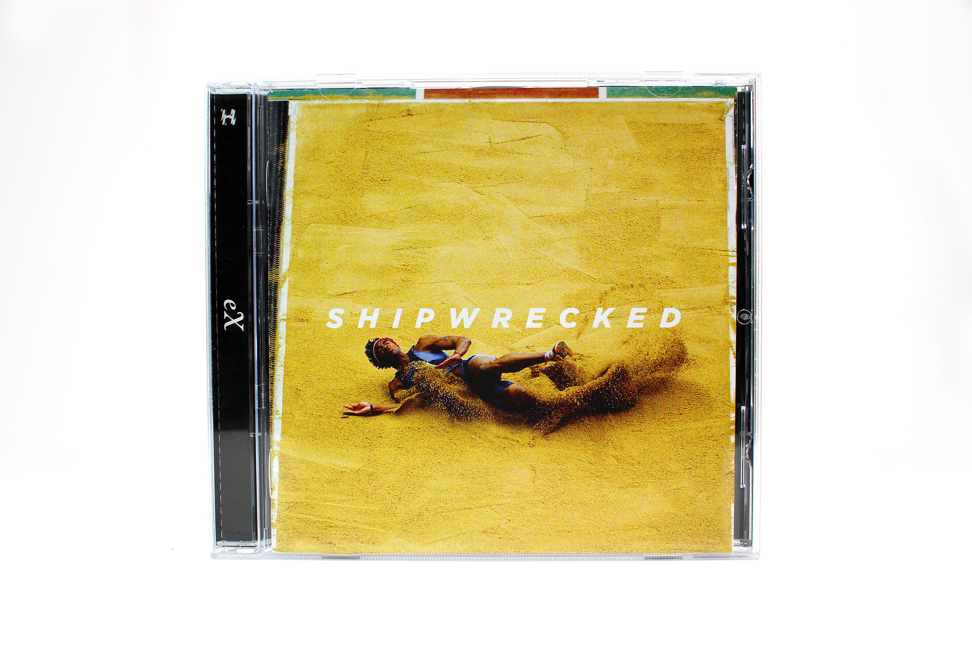 Cover image: eX, Shipwrecked (2011)
