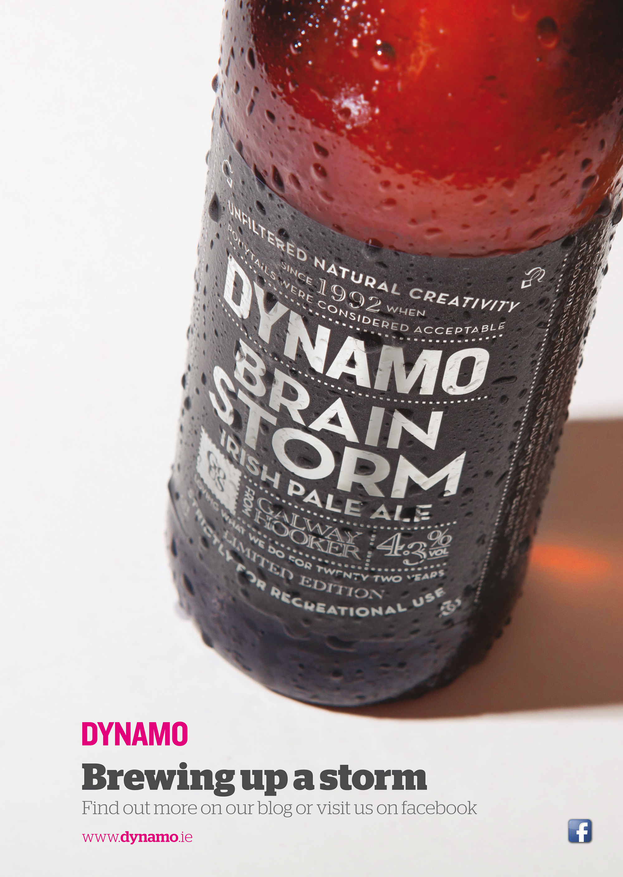Cover image: Dynamo Beer