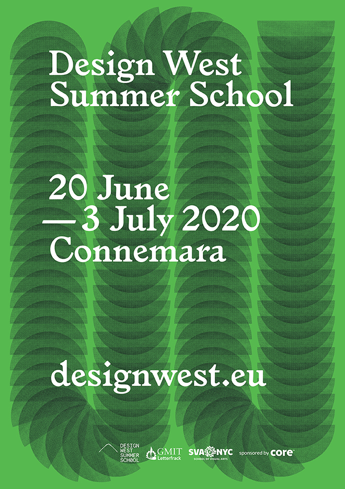 Cover image: Design West 2020 Promotional Poster