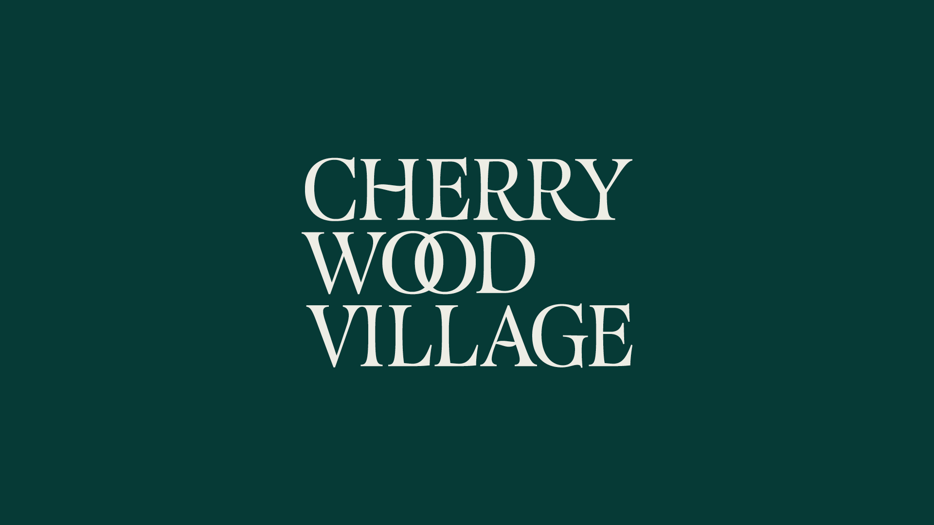 Cover image: Cherrywood Village